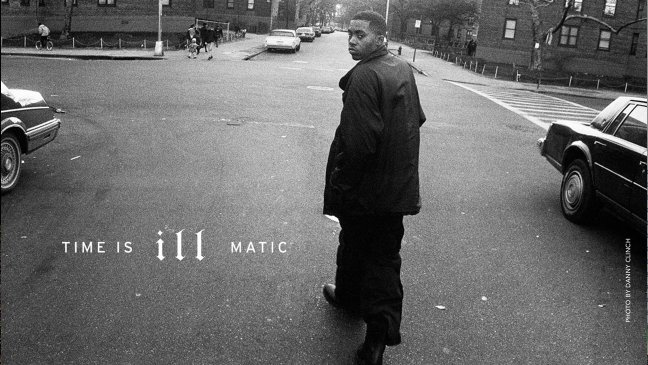 time is illmatic a l