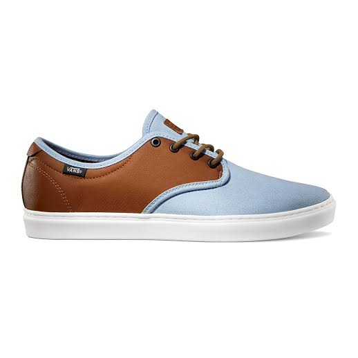 New Vans OTW Collection Summer 2014  Oxford Colorways of the Ludlow ... 9a010ba6b