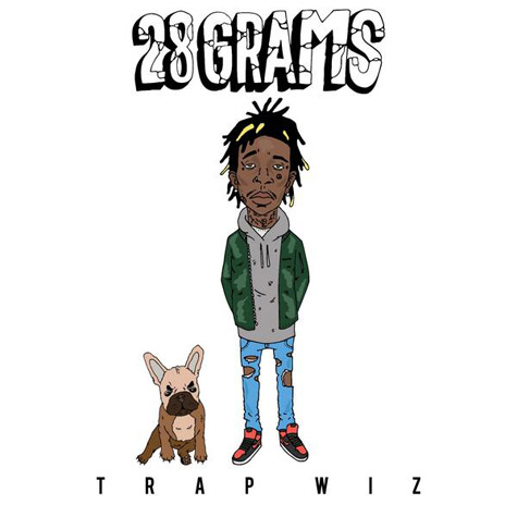 wix khalfia 28 Grams trap wiz download listen stream tracklist mixtape 2014 taylor gang
