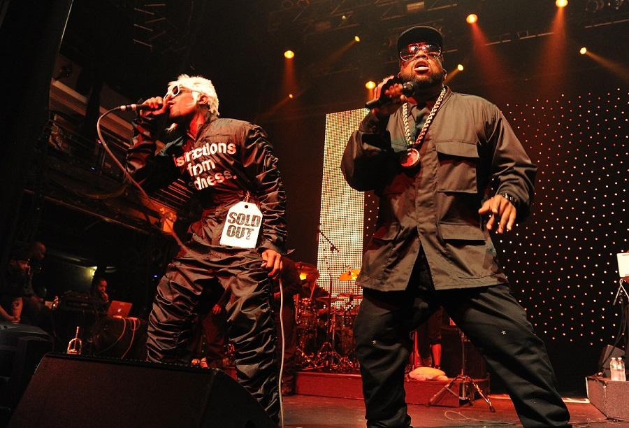 AS Upfront Outkast