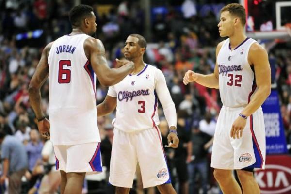 Clippers, NBA, Chris Paul, Blake Griffin, DeAndre Jordan