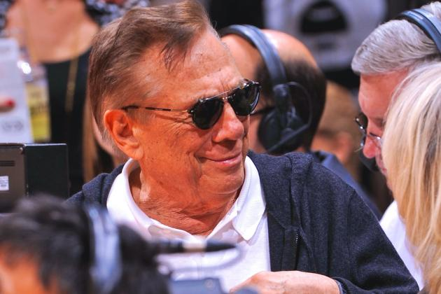Donald Sterling Sues
