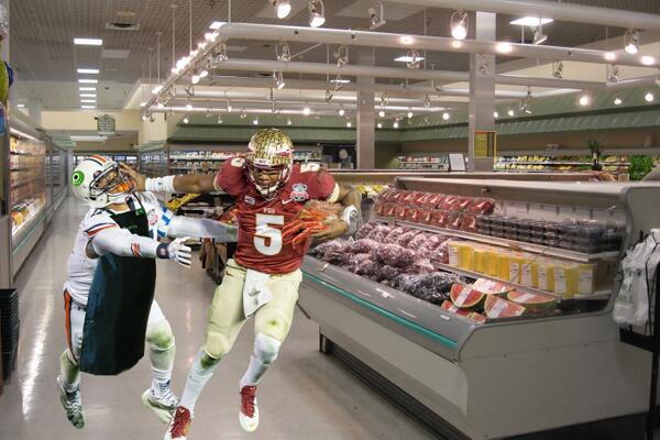 Released  Surveillance Stealing Jameis Video Winston of