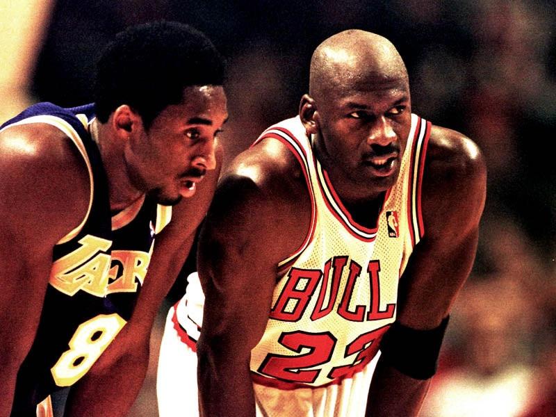Kobe x Jordan