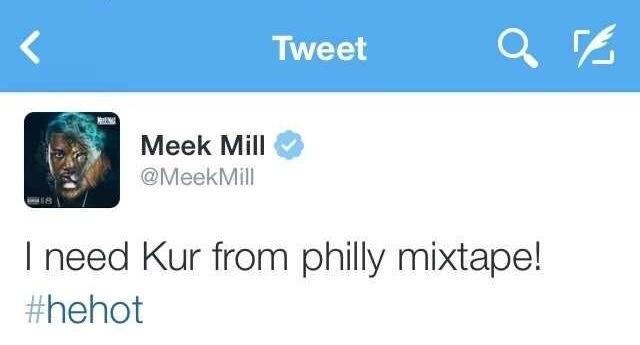 Kur Meek Tweet