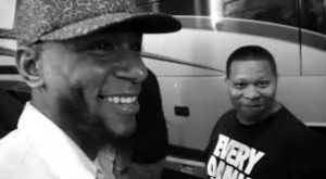 Mos Def and Mannie