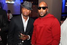 Ne Yo and Jeezy