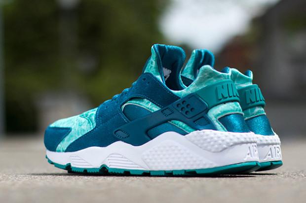 sports shoes da2dc 4adc1 Nike-Air-Huarache-Green-Abyss-Turbo-Green-3- ...