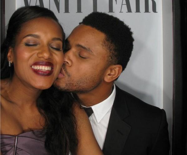Kerry Washington Amp Husband Welcome Baby Girl The Source