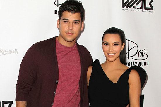 Rob Kardashian, Kim Kardashian, Kanye West, wedding, photos