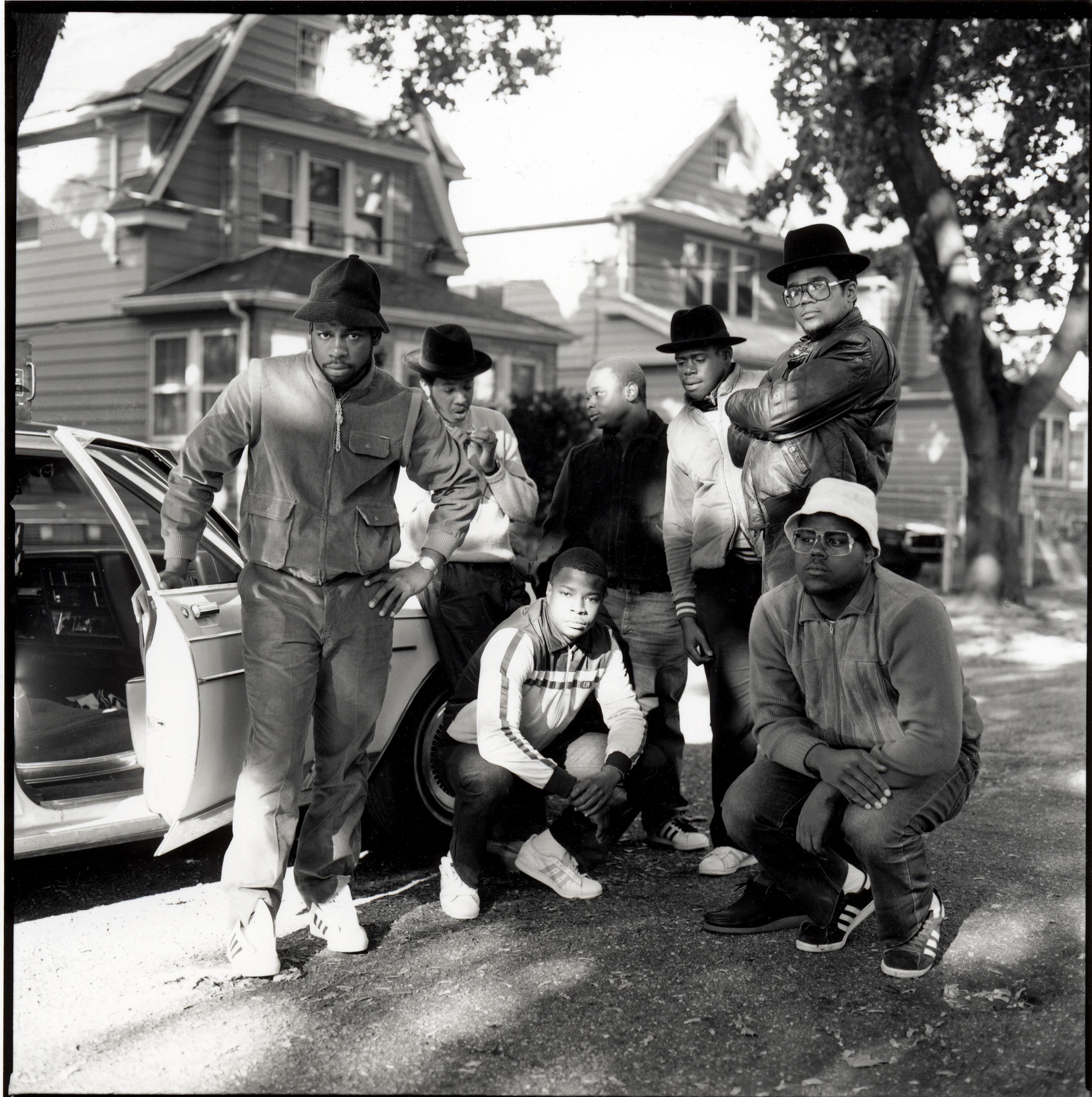 Run DMC   posse        j beckman