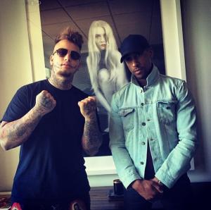 Stitches Bidding War Video Mail Rapper Viral Larry Jackson Interscope