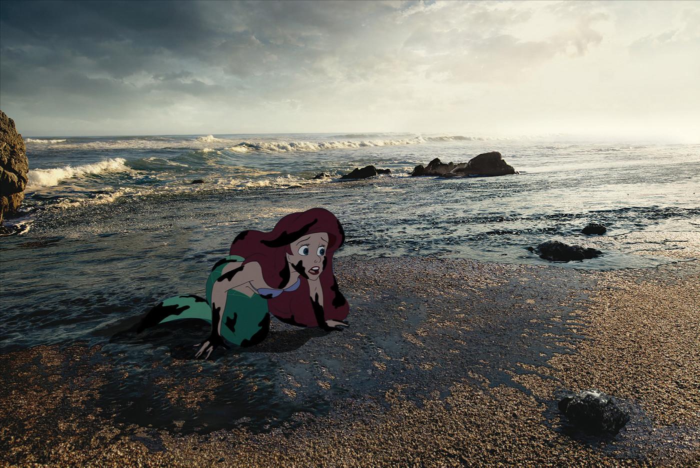 Unhappy Ariel