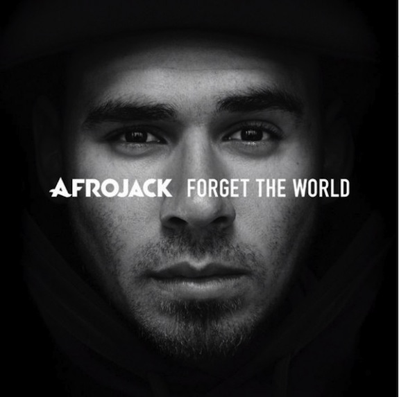 afrojack forget the world album cover