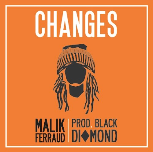 Malik Ferraud, baltimore, changes, tupac, black diamond