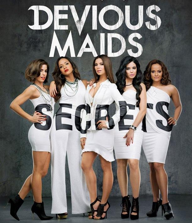 devious maids season  poster