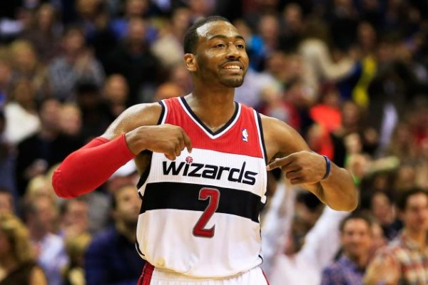 John Wall, NBA, Wizards, Playoffs, Washington