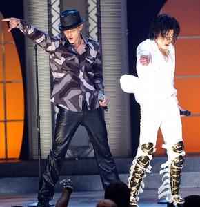Michael Jackson's 30th Anniversary Celebration - Show