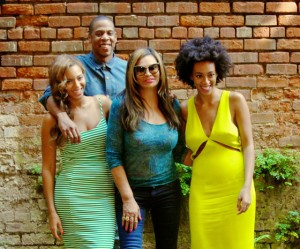 It's All Good Guys…Jay Z, Solange & Beyonce Play Nice In New Orleans