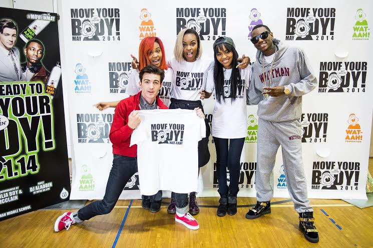 Soulja Boy Others Team Up With The Wataah Foundation To Fight