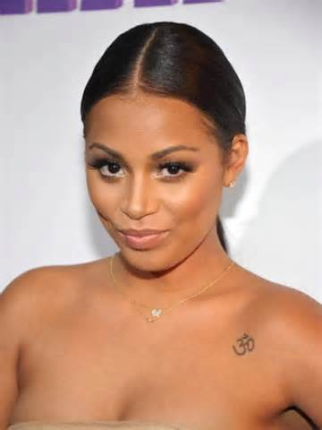 Her Source Lauren London Shows Off Her La Style For