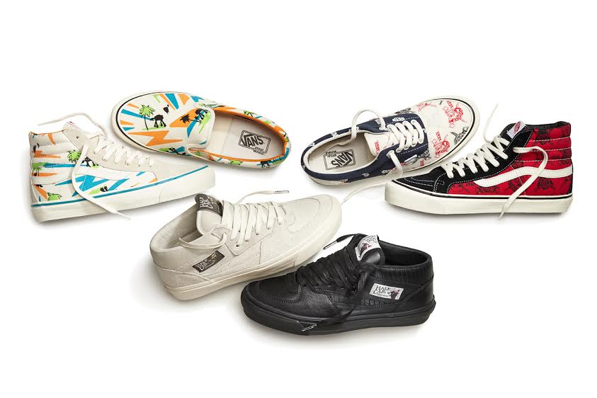 New Vault By Vans Star Wars Capsule Collection! bf4a70b5f