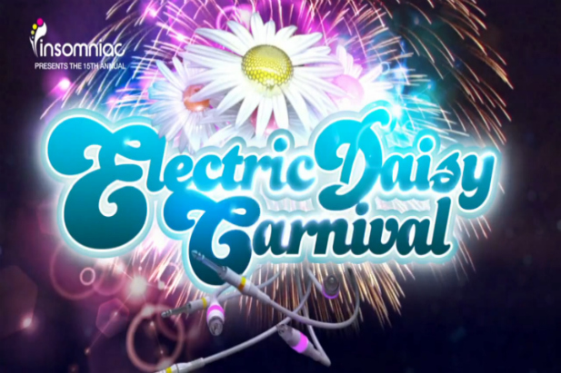Electric Daisy Carnival Logo 24-Year-Old Man Dies A...