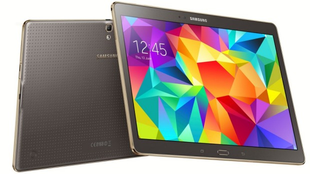 Samsung Galaxy Announces Tab S