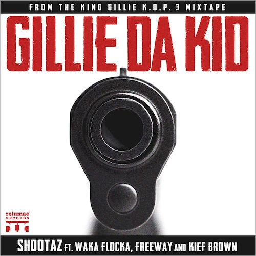 gillie da kid, Waka Flocka, Freeway, philly, shootaz, Kief Brown