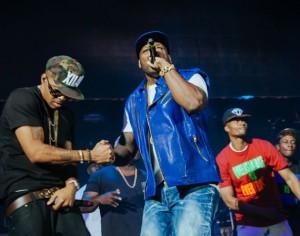 gunit reunion, 50 cent and Nas,hot 97 summer jam