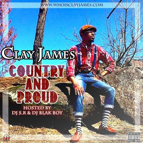 Clay James Country And Proud