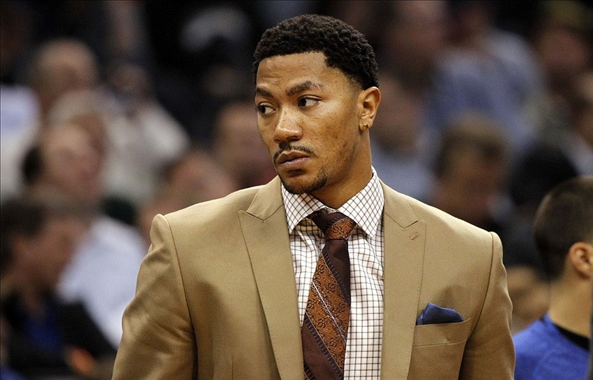 Derrick Rose Reportedly Prefers Kevin Love On The Bulls Over Carmelo