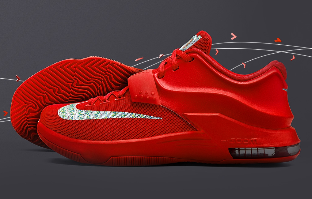 size 40 c7c2a 462d4 Sneaker Of The Day: Nike KD 7 | The Source