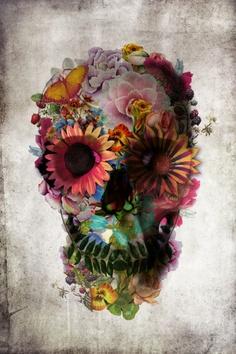 Gulec, Ali_Skull 2