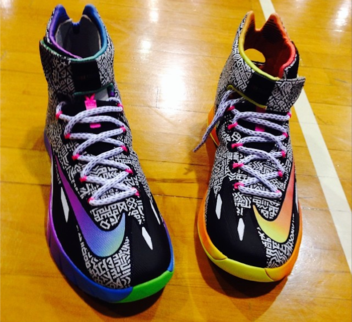 5b5a627cfe3 Sneaker Of The Day: Nike Zoom HyperRev #BETRUE PE | The Source