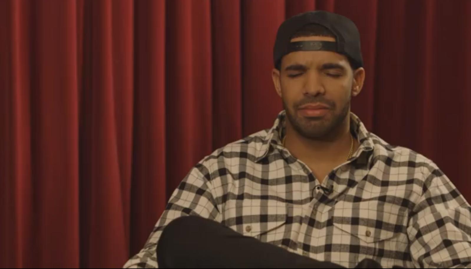 Drake Self Help Life Coach SNL