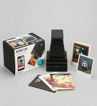 Impossible Instant Lab Photo Printer, instant photography, her source vices, art, the source magazine,