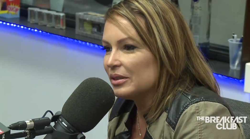 Angie Martinez The Breakfast Club Angela Yee Charlamagne Tha God DJ Envy Hot 97