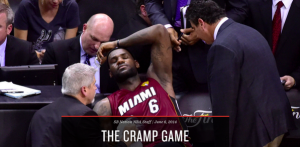 The Cramp Game