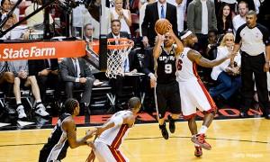 Tony Parker, NBA, Finals, Heat, Spurs