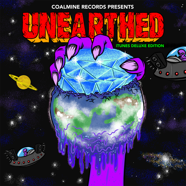 Unearthed iTunesDeluxeEdition