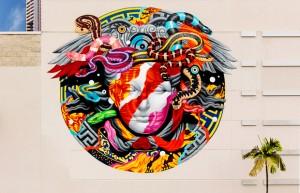 Versace Mural
