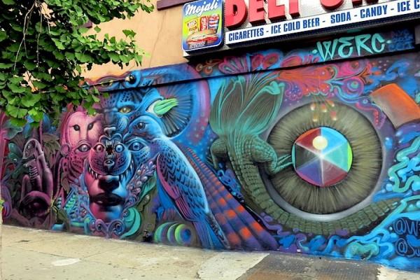 Werc-street-art-mural-Brooklyn-NYC