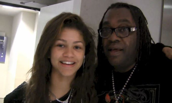 Zendaya Coleman and Her Father Talk Aaliyah Biopic