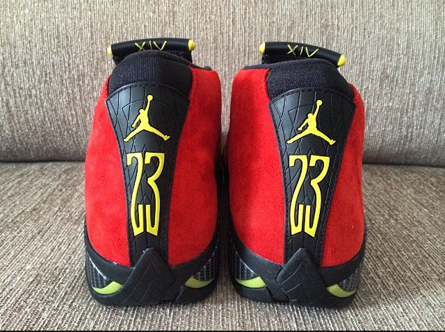 new product 0ebac afe05 Sneaker Of The Day: Air Jordan 14 Retro