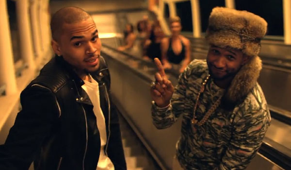 Audio: Chris Brown Ft Usher & Rick Ross: New Flame
