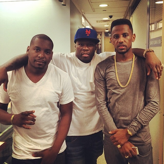 """50 Fab Summer Finds Under 50: Fabolous & 50 Cent Debut The Remix To """"Cuffin' Season"""" At"""