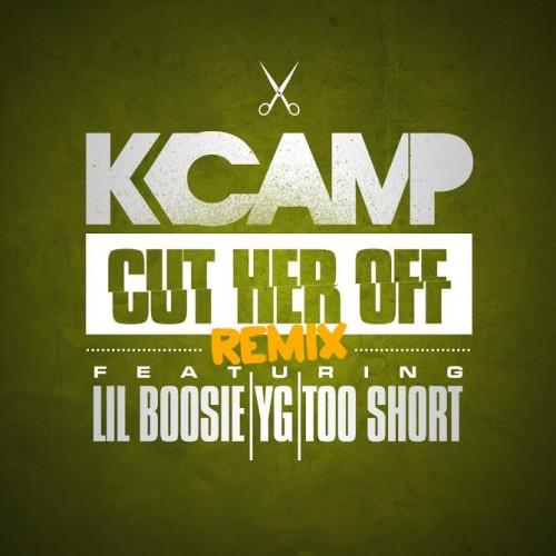 k camp cut her off remix