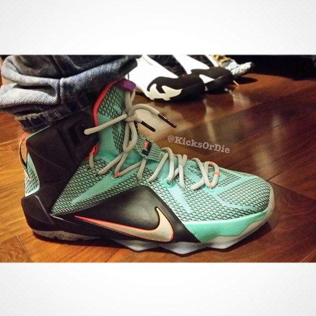 9d5702d7c6d3 ... where to buy lebron 12 on foot side 6dcde 3f2b3