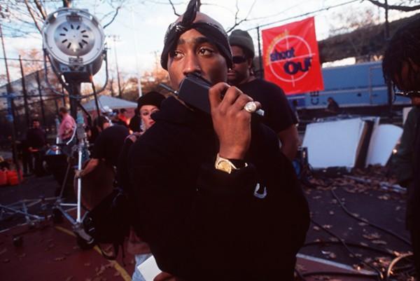 Tupac 2pac phone conversation who shot you monster kodysanyika shakur